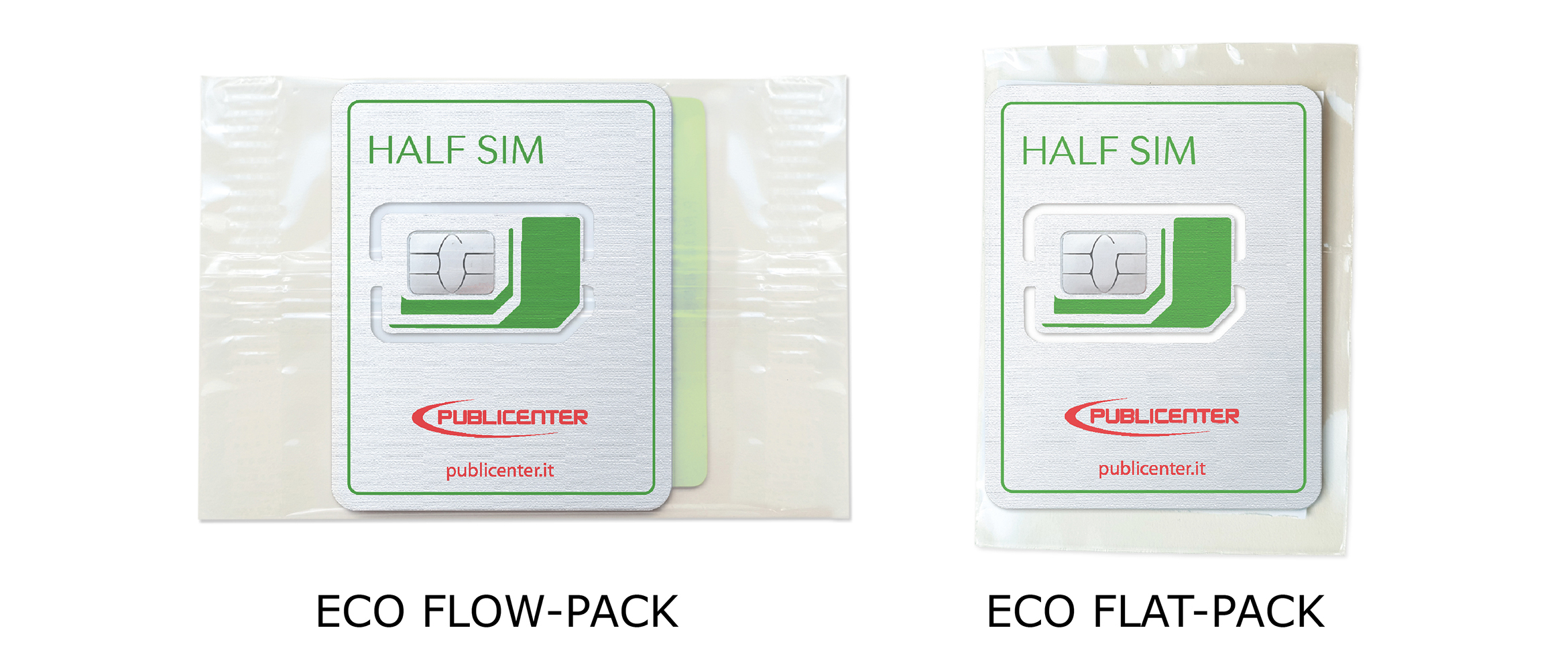 FLOW PACK AND FLAT PACK